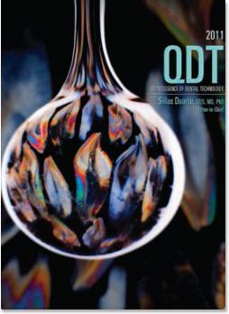 QDT 2011 Ежегодник квинтэссенция зубного протезирования (ред. Силлас Дуарте-младший) 2011 г.